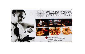 Pizzeria Włoska Robota